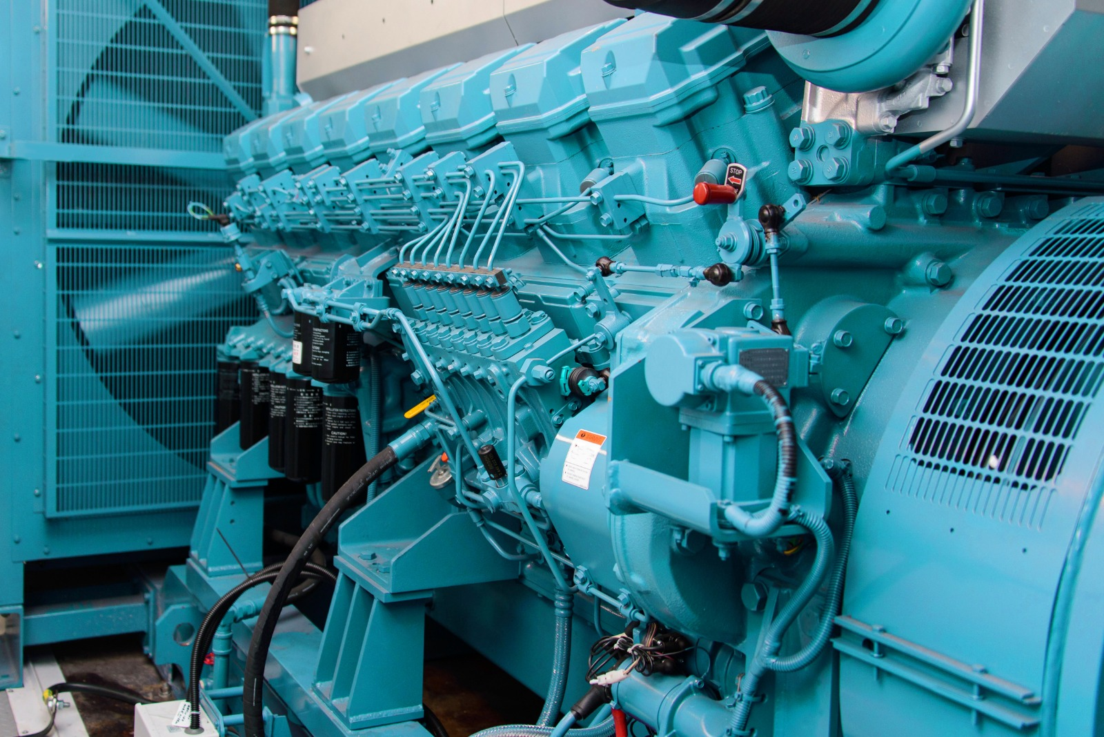 Motor condition monitoring is very important to prevent unplanned downtime.