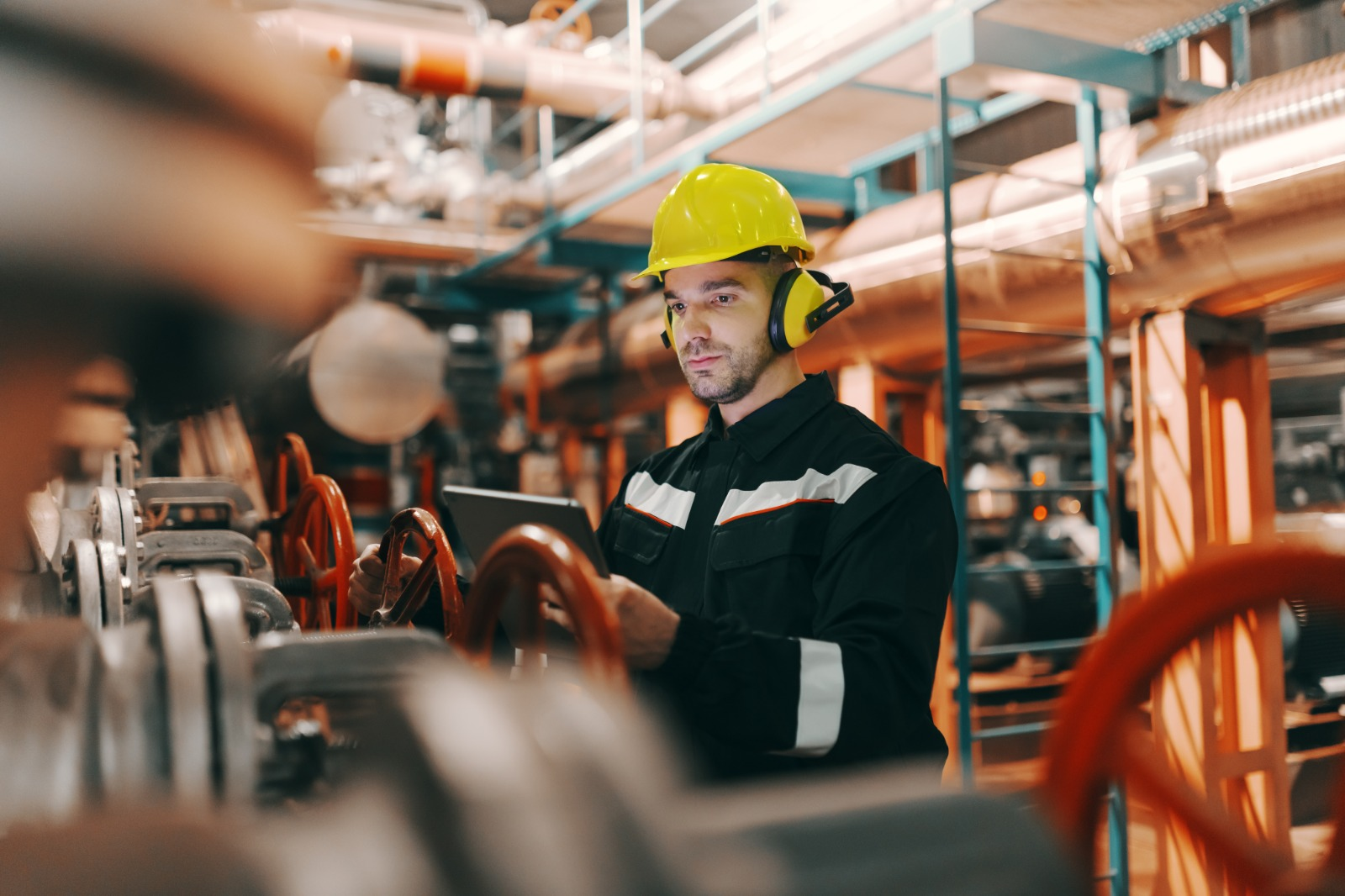 predictive maintenance provides increased productivity throughout the plant.